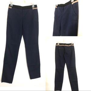 Club Monaco Pants Size 00 Navy color